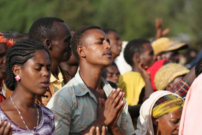 Религиозные традиции Эфиопии