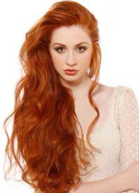piękne loki na długie włosy 7