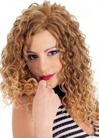 piękne loki na długie włosy 9