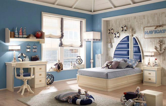 рулонные шторы в детскую комнату для мальчика