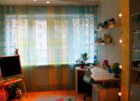 Zasłony w pokoju dziecinnym dla chłopca-10