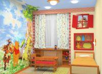 Zasłony w pokoju dziecinnym dla chłopca -2