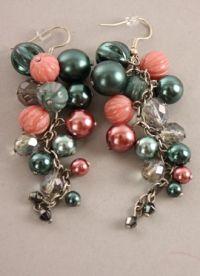 Чешки бисерни накит 7