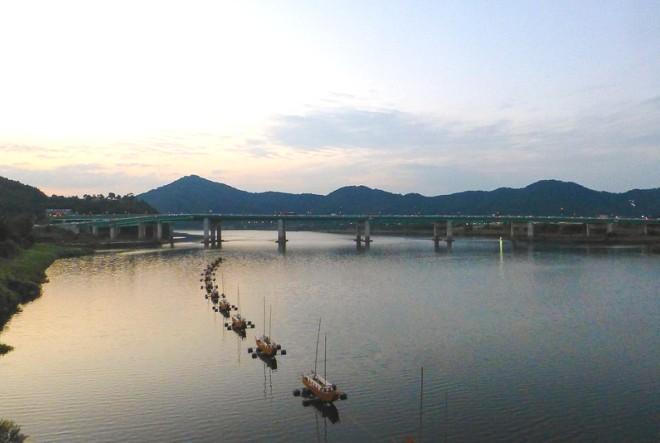 Река Кымган