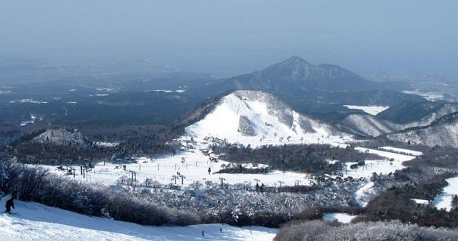 Гора Дайсен