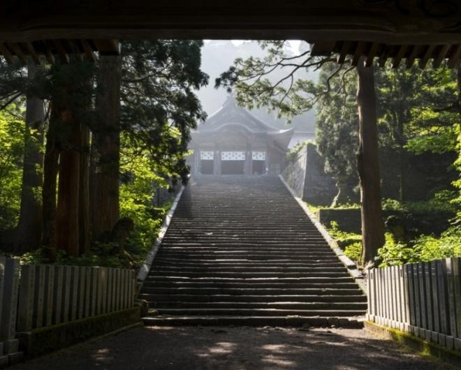 Храм Дайсен-дзи