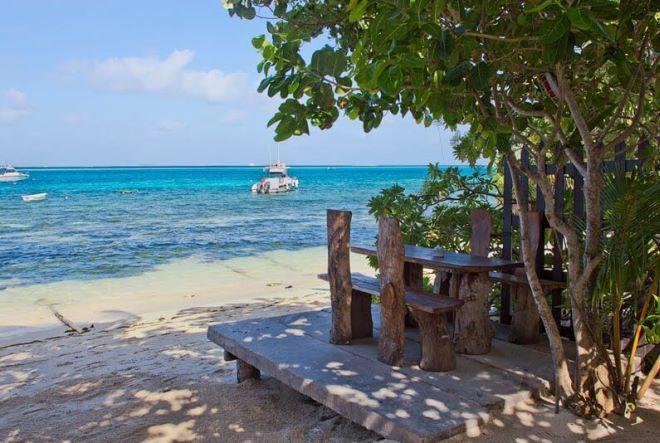 Простой островной отдых