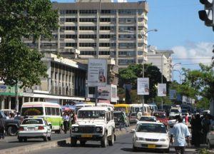 Транспорт в Дар-эс-Саламе