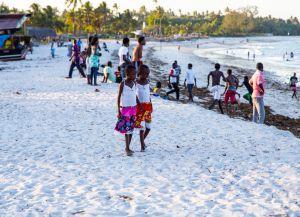 Дар-эс-Салам городской пляж