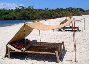 Пляж при отеле Ras Kutani
