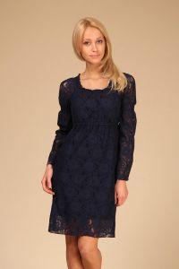 tamnoplave haljine 4