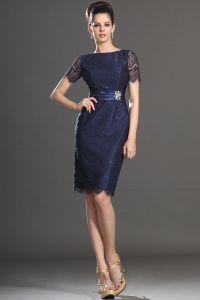 tamnoplave haljine 8