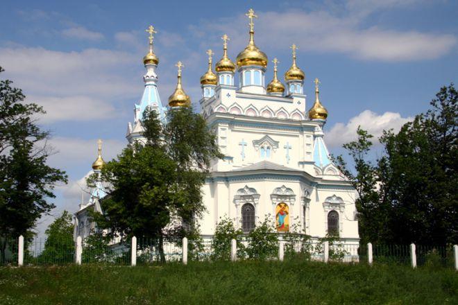 Православный храм - исторический памятник Даугавпилса