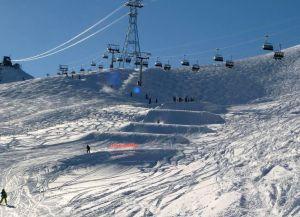 Трассы для сноубординга