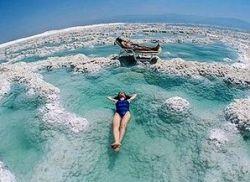 vode u mrtvom moru