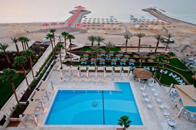 Отель Herods Dead Sea