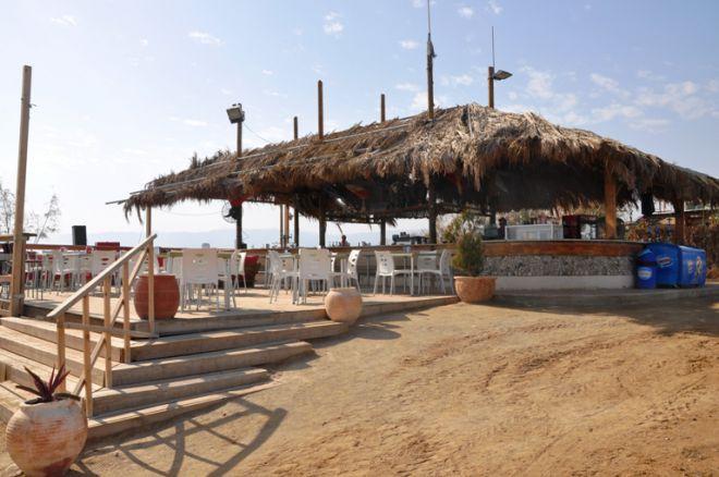 Пляж Неве Мидбар