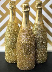 Zrób to sam DIY dekoracji butelki 22