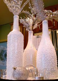 Dekorowanie butelek DIY 24