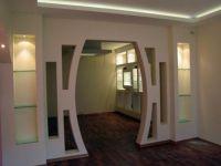 dekorativní příčky v interiéru 2