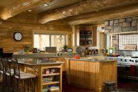 dekoracyjny kamień we wnętrzu kuchni2