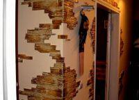 dekoracyjna dekoracja ścienna w mieszkaniu 11