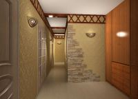 dekoracyjna dekoracja ścienna w mieszkaniu 12