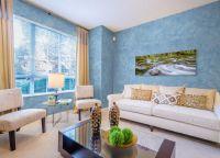 dekoracyjna dekoracja ścienna w mieszkaniu 2