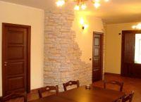 dekoracyjna dekoracja ścienna w mieszkaniu 5
