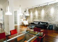 dekoracyjna dekoracja ścienna w mieszkaniu 8