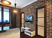 dekoracyjna dekoracja ścienna w mieszkaniu 9