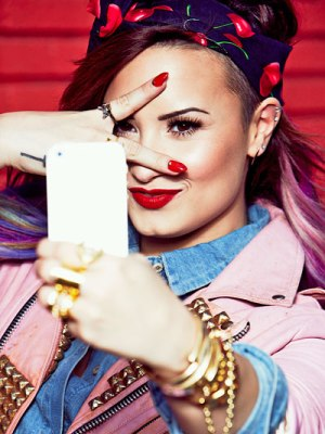 foto shoot demi lovato 2014 4