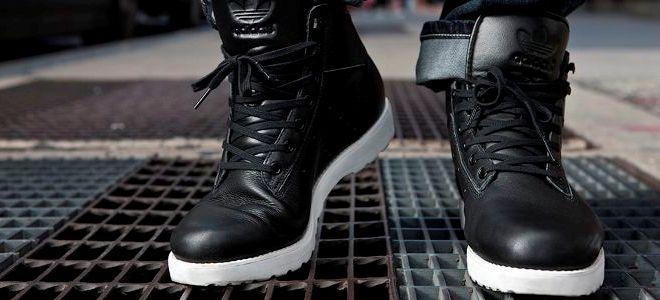 Весенняя обувь для мальчиков подростков