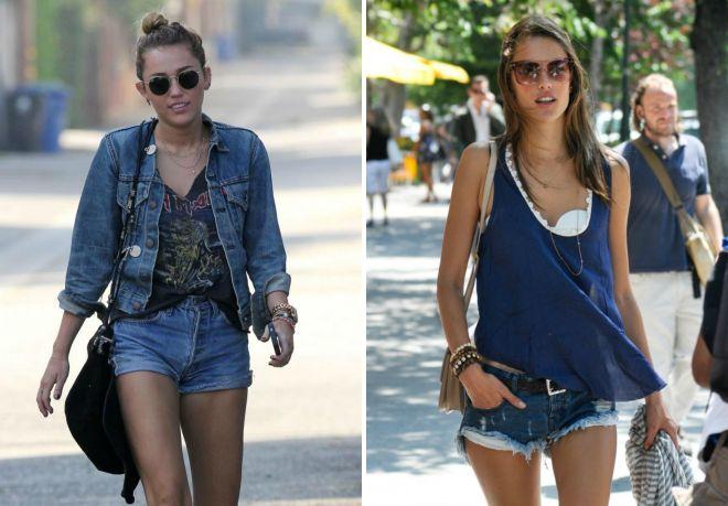 ženske tanjše kratke hlače
