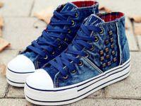 dżinsy sneakers10