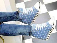 dżinsy sneakers16
