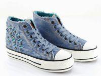 dżinsy sneakers3