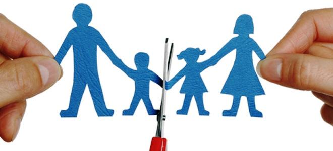 zbavení rodičovských práv otce