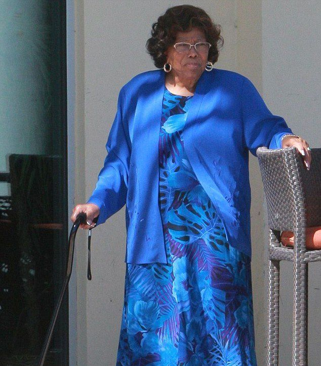 86-летняя Кэтрин Дженсон