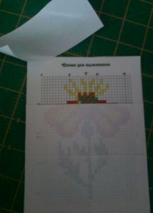 technika haftu diamentowego wykonująca zdjęcie 3