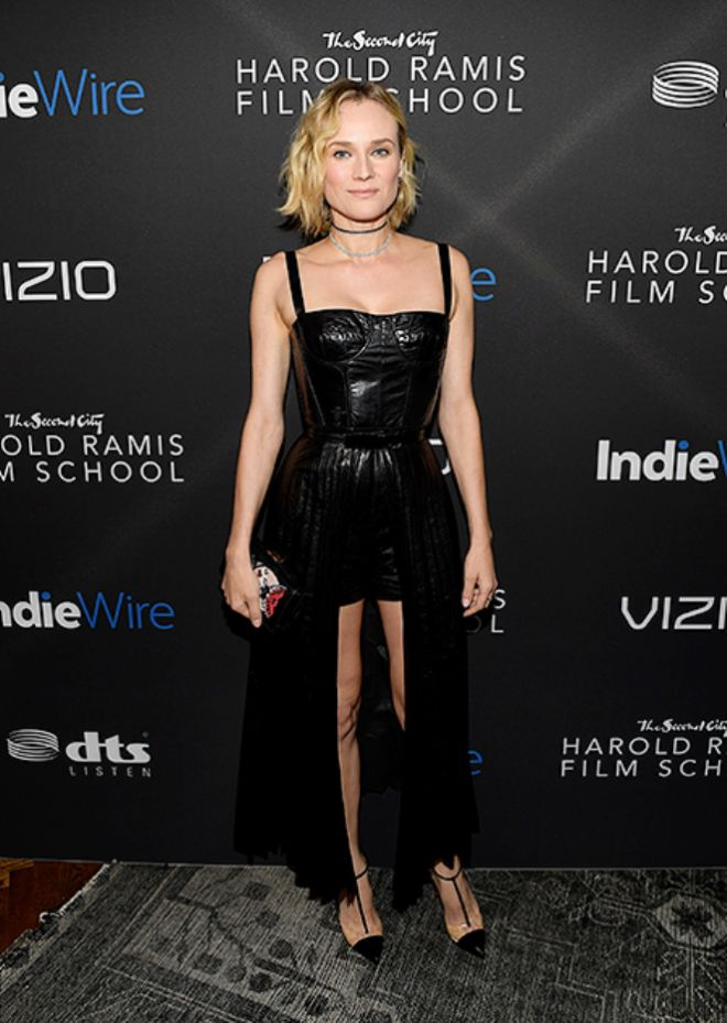 Диана Крюгер на церемонии Inaugural IndieWire Honors в Лос-Анджелесе
