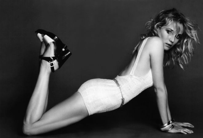 В молодости Диане предлагали секс в обмен на хорошие фотографии
