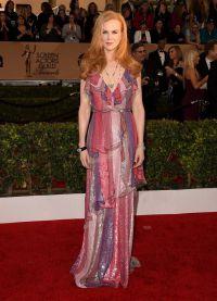 Николь Кидман в платье от Gucci