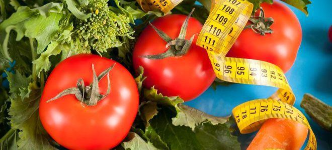 dieta pomidorowa