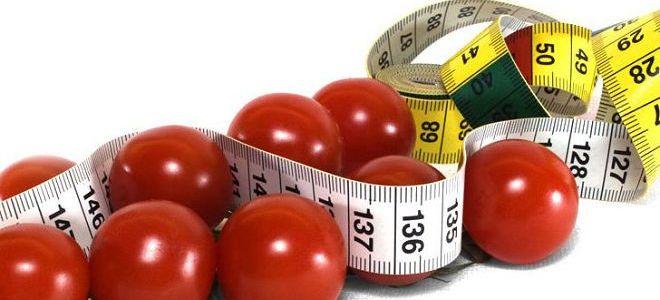 dieta pomidorowa do odchudzania