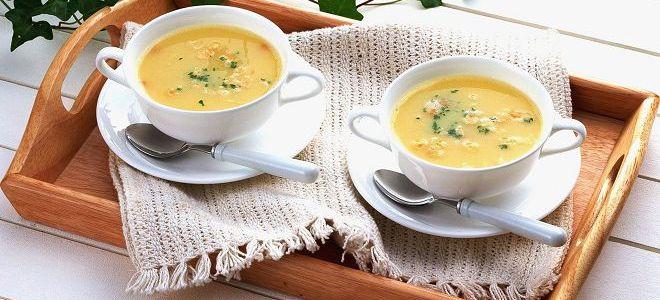 recept za dieto grahovo juho