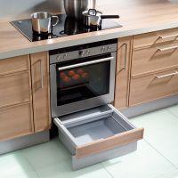 standardne dimenzije vgrajenih pečic