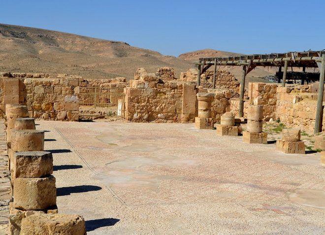 Заповедник археологии «Мамшит»