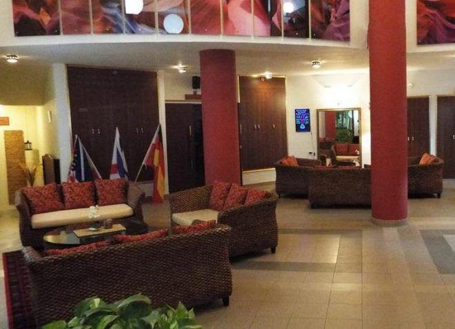 Отель Drachim