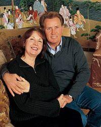 Мартин и Джанет Шин приютили своего разорившегося сына